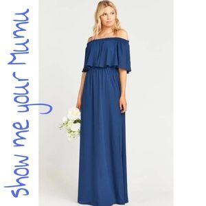 Show me your MUMU Maxi Dress Very Flattering Sz 1X